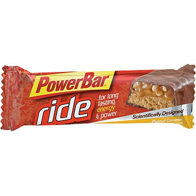 Powerbar Ride - Erdnuss-Caramel