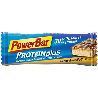 Powerbar Protein Plus Bar - Caramel-Vanilla-Crisp