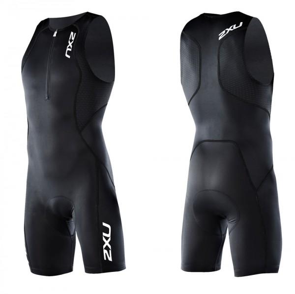 2XU - Men's Comp Tri Suit / Herren black