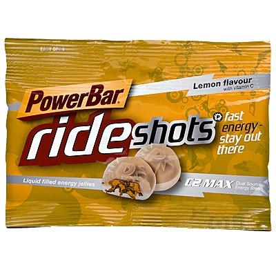 PowerBar Ride Shots - fast energy Lemon