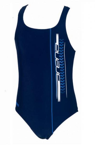Arena Kinder-Badeanzug Mitia jr. navy
