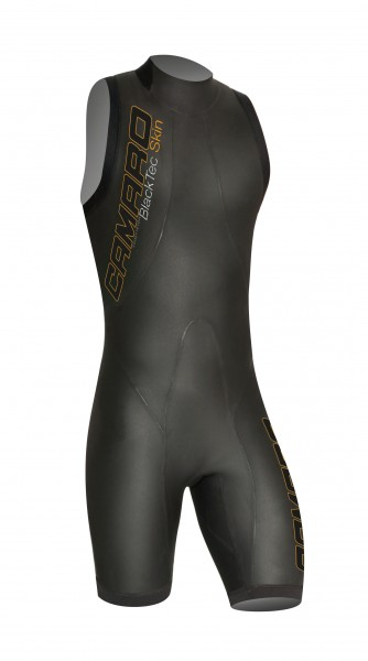 Camaro Swim Shorty Herren Blacktec Skin Neopren Schwimmanzug