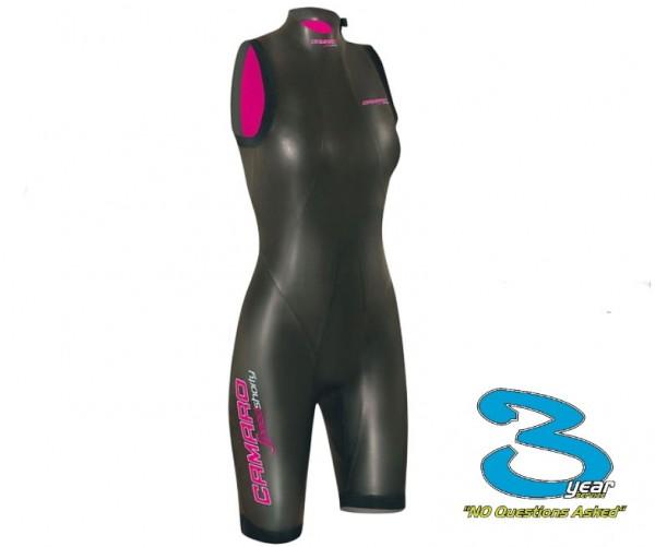 Camaro Swim Shorty Damen Neopren Schwimmanzug
