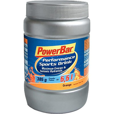 Powerbar - Performance Sport Drink - Dose 385g - Orange