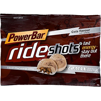 PowerBar Ride Shots - fast energy Cola