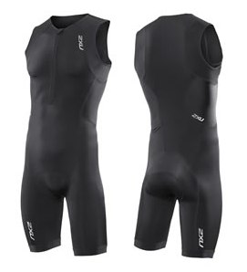 2XU - Men's Active Trisuit/ Herren black