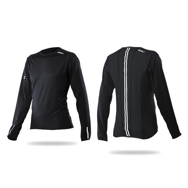 2XU - Mens Long Sleeve Run Top / Men / Herren