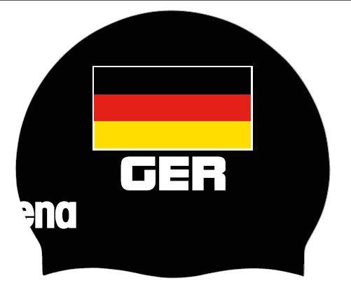 arena Flag Cap Deutschland schwarz