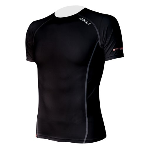 2XU - Compression Short Sleeve Top / Men / Herren